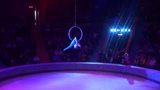 Артём Крекша. Эстрадно-цирковая студия «Jin Roh» (Джин Рох), г. Херсон. Дивоцирк 2018. Запорожье.