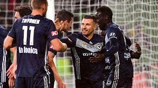 Hyundai A-League 2019 Elimination Final: Melbourne Victory 3 - 1 Wellington Phoenix