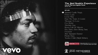 Jimi Hendrix - Spanish Castle Magic - LA Forum 1970