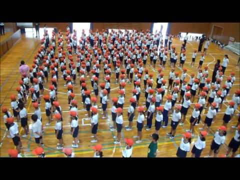 川永小学校:校歌