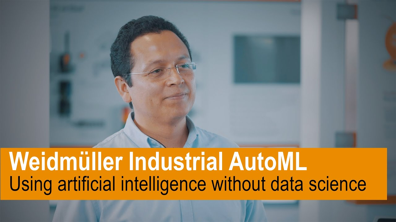 Industrial AutoML enables domain experts to create and optimize machine learning models