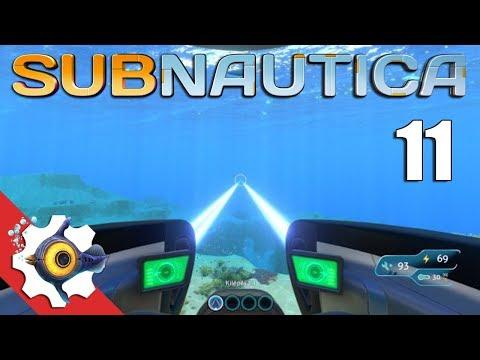 Subnautica MOD+ - díl 11. - Maximálně nabušený Seamoth !