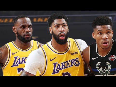 Los Angeles Lakers vs Milwaukee Bucks Full Game Highlights | December 19, 2019-20 NBA Season