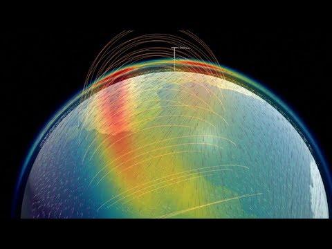Solar Eruption Model Flaw, Earthquake, ICON | S0 News Oct.19.2017