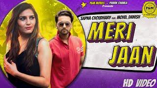 Meri Jaan (Official Video) Sapna Choudhary Ft   - YouTube