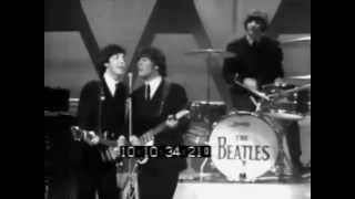 "The Beatles - Blackpool Night Out 8-1-65 ""Ticket to Ride"""