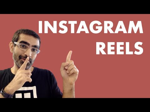 How to use Instagram Reels (Instagrams New TikTok Competitor)