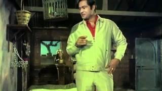 Hindi Movie Scenes <b>Aag Aur Daag</b>  Kammo Kammo Raja  Joy Mukherjee & Zeb Rahaman