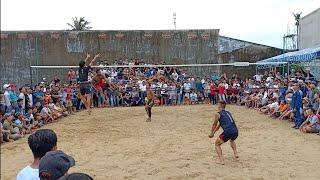 Campuchia vs viet nam.keo hẹn 2-2(set2)