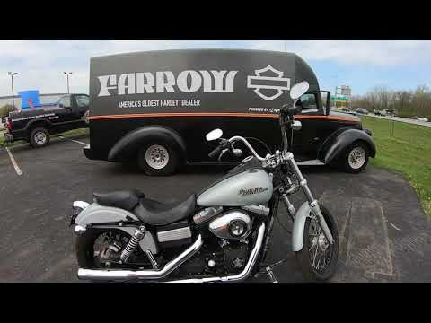 2011 Harley-Davidson Street Bob FXDB