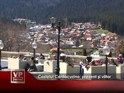 Castelul Cantacuzino, prezent şi viitor