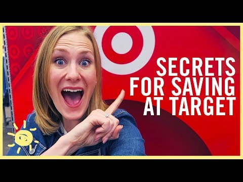 BUDGET | 5 Secrets for Saving at TARGET!