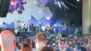Dave Matthews Band - Hunger For The Great Light (7/7/2018 Deer Creek)