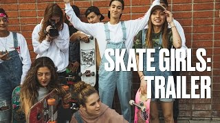 Go inside the lives of 13 female skateboarders in Los Angeles and