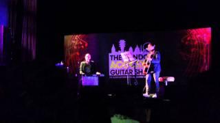 Grant Nicholas (Feeder) - Dove Grey Sands (Acoustic) Live at London Acoustic Guitar Show 2012
