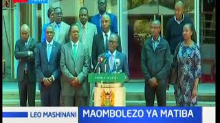 Leo Mashinani - 23rd April 2018 - [Sehemu ya Kwanza] - Mazishi ya mwendazake Kenneth Matiba
