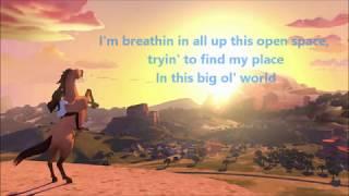 Maisy Stella - Riding Free (From Dreamworks' Spirit Riding Free) Lyrics