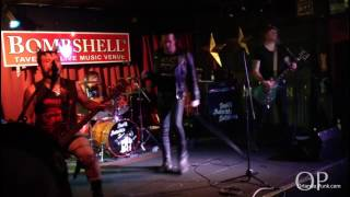 """Total Chaos """"Unite to Fight"""" & """"Complete Control"""" live 10-17-2016 Orlando, FL at Bombshell's Tavern"""