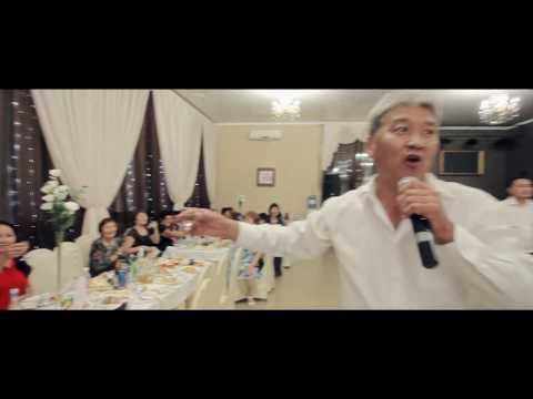 Калмыцкая свадьба. Аркадий Манджиев -
