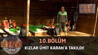 TV'de yok | Kızlar Ümit Karan'a takıldı!