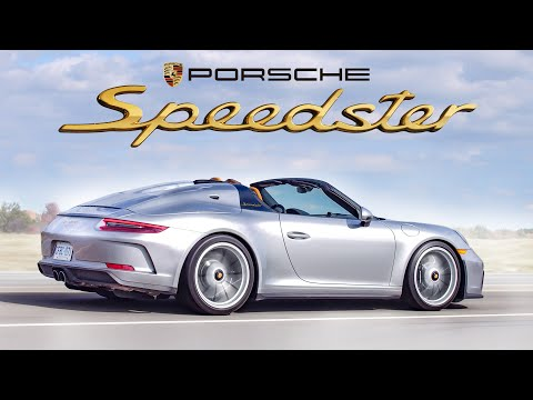 Porsche Speedster Review