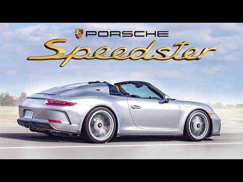 Porsche Speedster Review