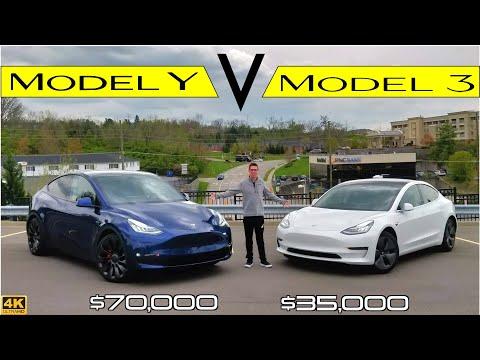 External Review Video TNDJRZmrAjg for Tesla Model 3 Electric Sedan