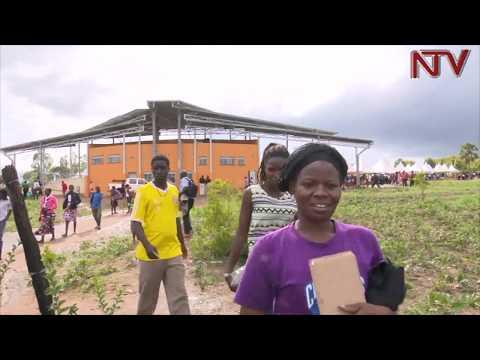 Pilgrims flock Agago to commemorate 100 years of Acholi Martyrs