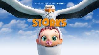 Download Video Trailer: Storks (Cigüeñas) [2016] [HD] [Español]