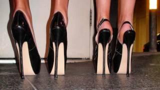 Hot Heels In The City (split) Pt1.wmv