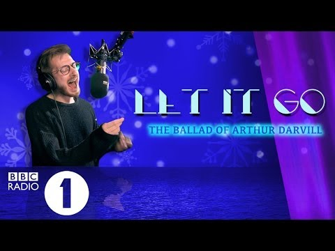 Let It Go  – The Dr Who Version by Arthur Darvill – #SurpriseKaraoke