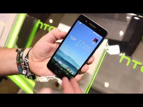 HTC Desire 728 G Hands On [English]