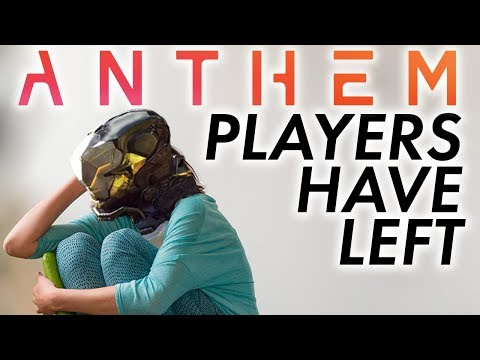 Anthem's Player Base is Gone - Inside Gaming Daily