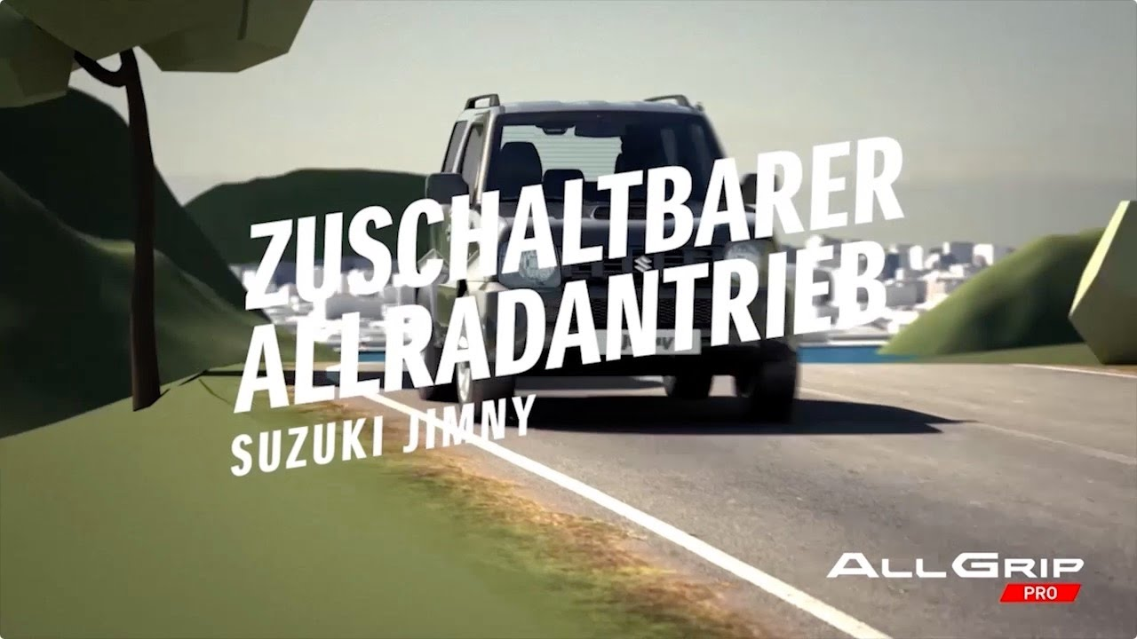 Suzuki ALLGRIP PRO