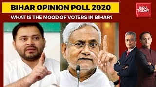 Opinion Poll on Bihar Elections: What Is The Mood Of Voters In Bihar? Bihar Opinion Poll News - Download this Video in MP3, M4A, WEBM, MP4, 3GP