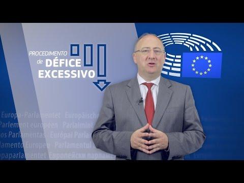 Minuto Europeu nº 93 - Procedimento de Défice Excessivo