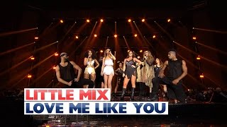 Little Mix   'Love Me Like You' (Jingle Bell Ball 2015)