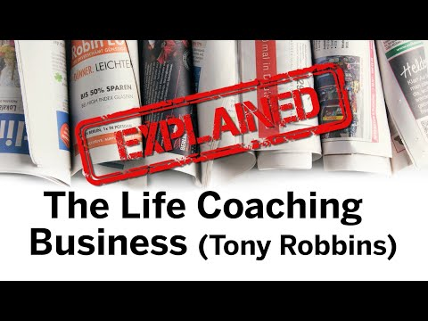 Explained: The $1bn life coaching industry and Tony Robbins ...