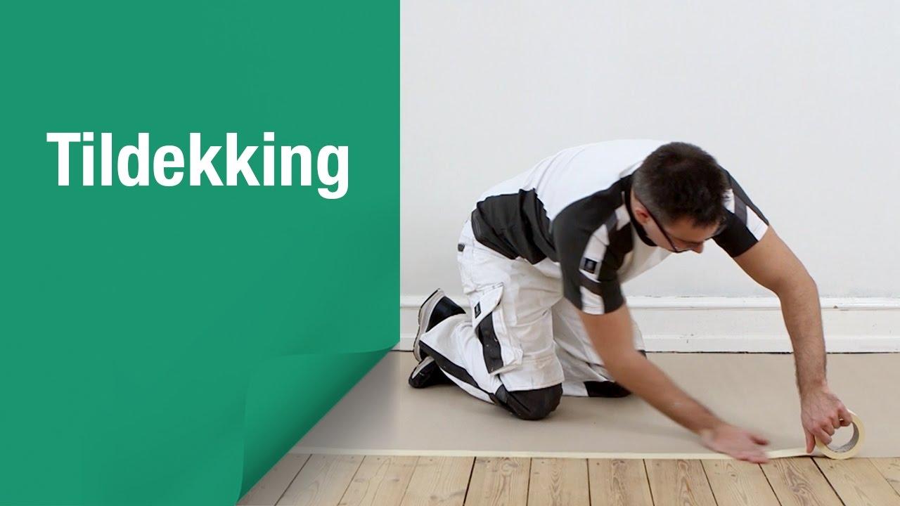 Slik unngår du flekker på gulv og møbler med tildekking