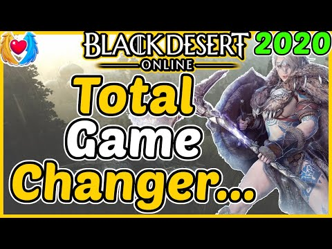 This Could Be AMAZING! - Black Desert Online - Seasons 2020 Content