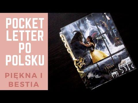 Film: Piękna i Bestia - POCKET LETTERS Po Polsku #9