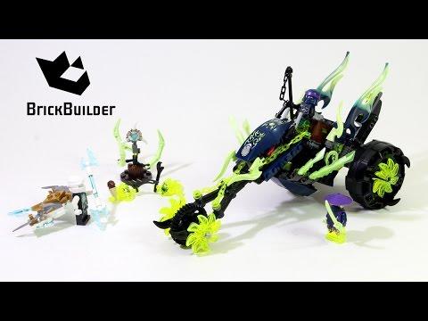 Vidéo LEGO Ninjago 70730 : La moto fantôme de Wrayth