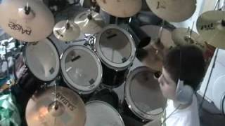 You Aint Got A Hold On Me - Drum Cover