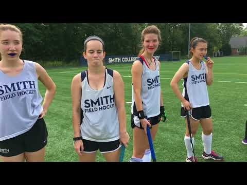 Smith College Athletes Back on Campus