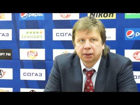 Пресс-конференция: Анатолий Емелин, Андрей Потайчук