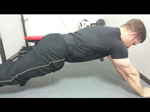Ćwiczenia na mięśnie piersiowe zdjęcie