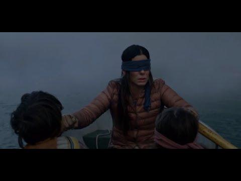 BIRD BOX - Official Movie Trailer (2018) Sandra Bullock HD