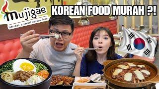 MUJIGAE RESTO KOREA MURAH TAPI MEWAH ?!