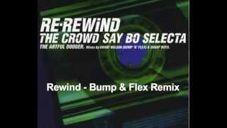 Artful Dodger feat Craig David - Rewind - Bump & Flex Remix (UK Garage)