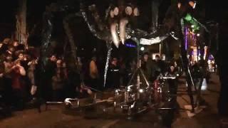 preview picture of video 'Cabalgata de Reyes 2012 en Torrejón de Ardoz.avi'